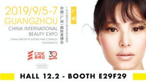 NOVAESTETYC @ CIBE 2019 expo in Guangzhou
