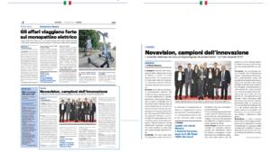 """L'azienda misintese ha ricevuto il prestigioso riconoscimento """"Le Fonti Awards 2019"""""""